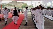 印海军大日子!印本土制造第二艘法鲉鱼级潜艇服役