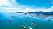 震撼!南海开渔节千帆竞发捕鱼去