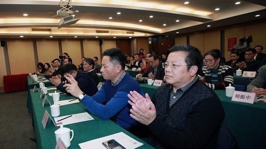 中国区块链产业园区大联盟暨世界区块链大会永久会址在北京揭牌
