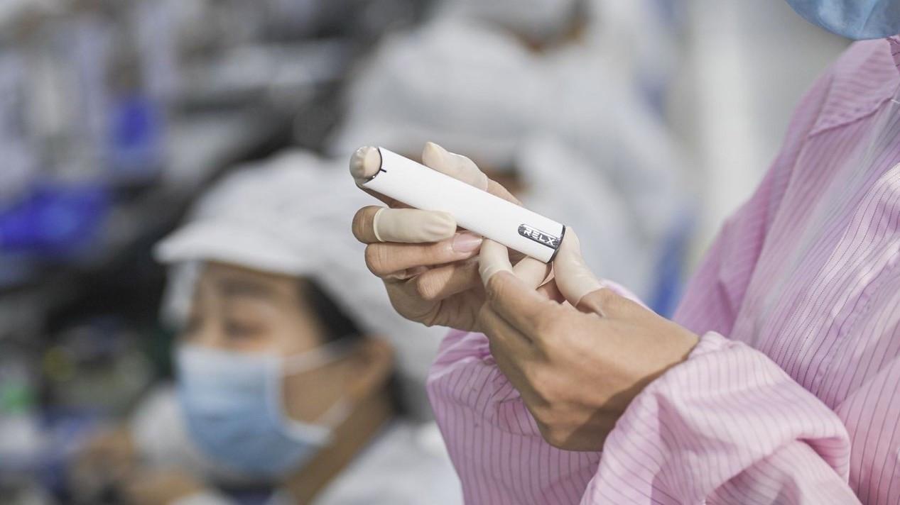 专利申请超170件,RELX悦刻成最具创新力独立电子烟品牌