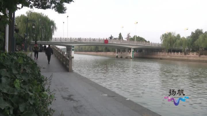 扬州这条街旧时依水而生商贾兴,如今繁华过后仍是美景!