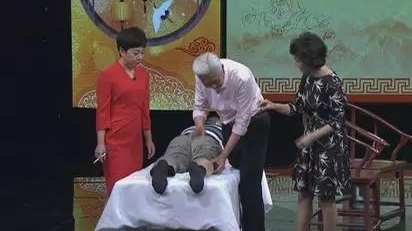 《健康北京》经筋疗法治腿疼