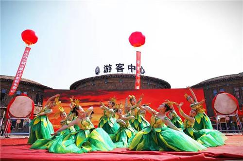 2019中太行山旅游文化节暨第七届太行红山骑游节在长治黎城县启动