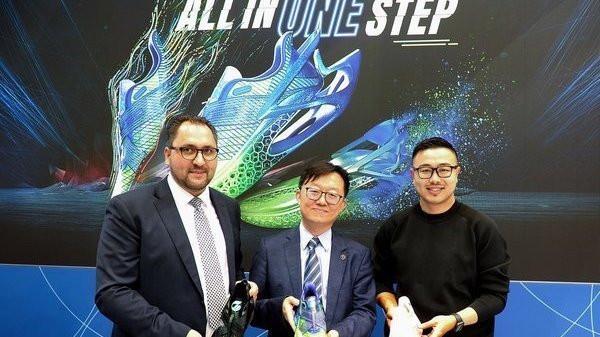 万华化学全3D打印鞋材解决方案惊艳亮相K展