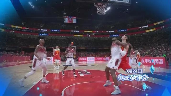 中国男篮 未来前路艰辛