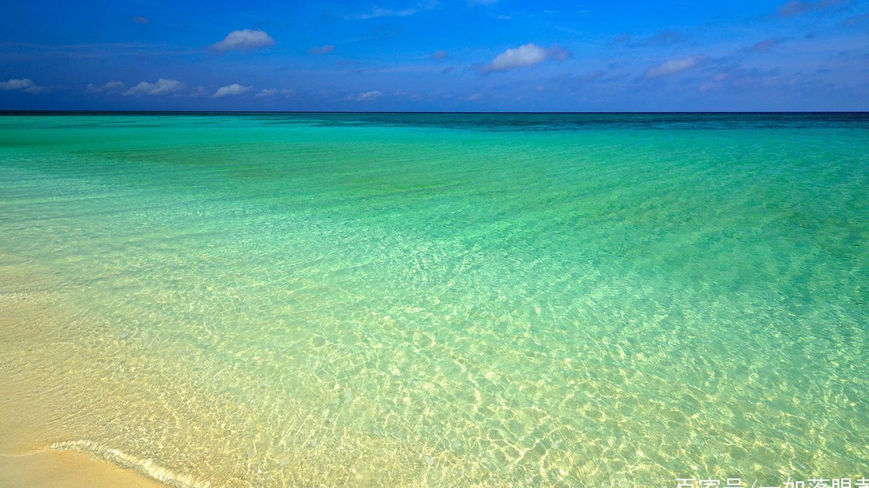 西沙群岛,一个媲美马尔代夫的地方