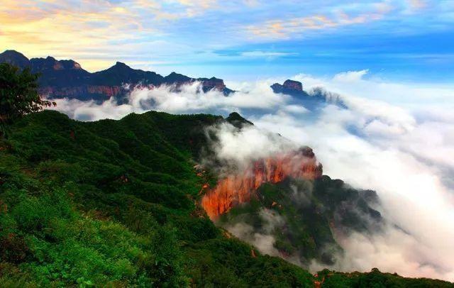 北京龙吟山风景区