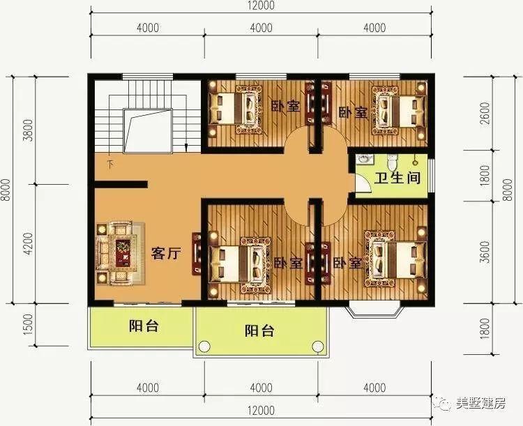 11 12房屋设计图