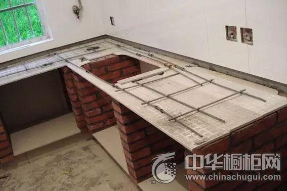 砖砌橱柜施工步骤图 告诉你用砖怎么砌橱柜?