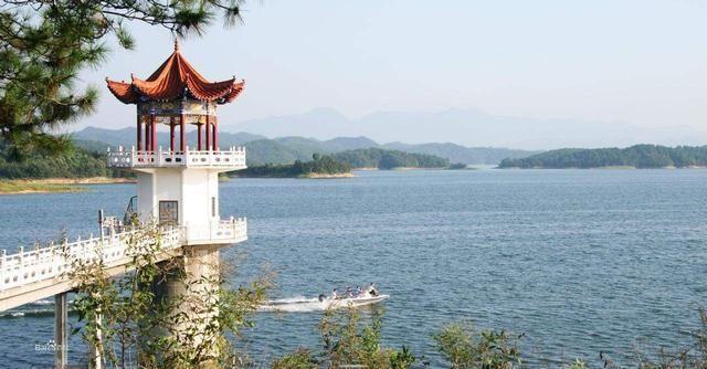 湖北随州 大洪山风景区