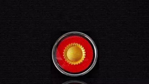 红旗全新logo发布,网友:红旗面前,领克和wey一点豪车范都没有