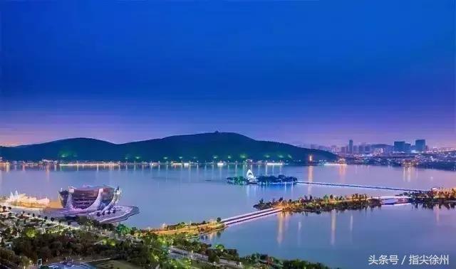 云龙湖风景区又为徐州争光了!捧回两项全国大奖!