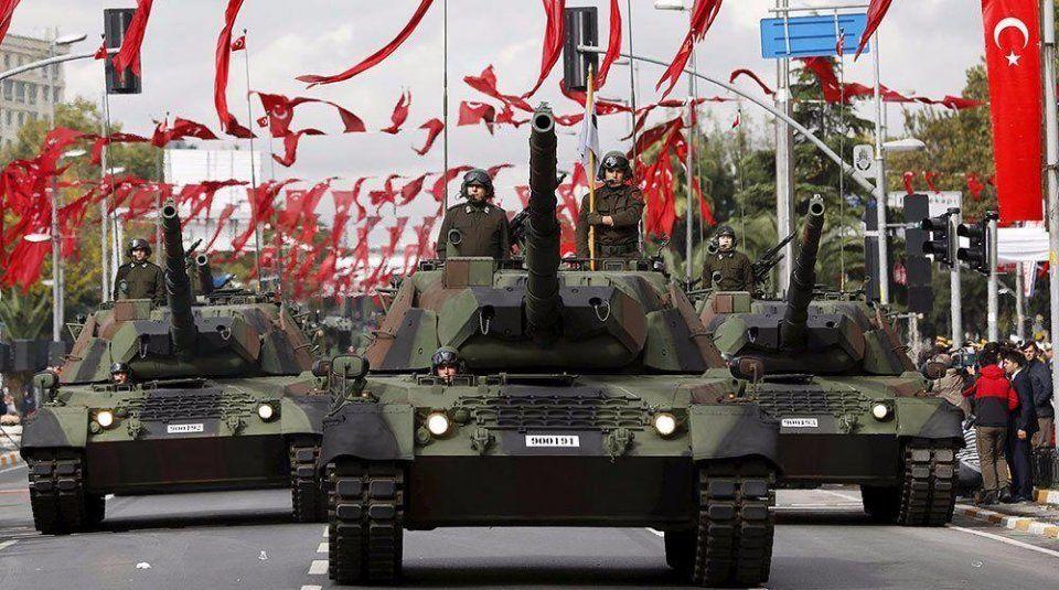 如此積極地與作戰的軍事力量是什么?它可以與作戰嗎?