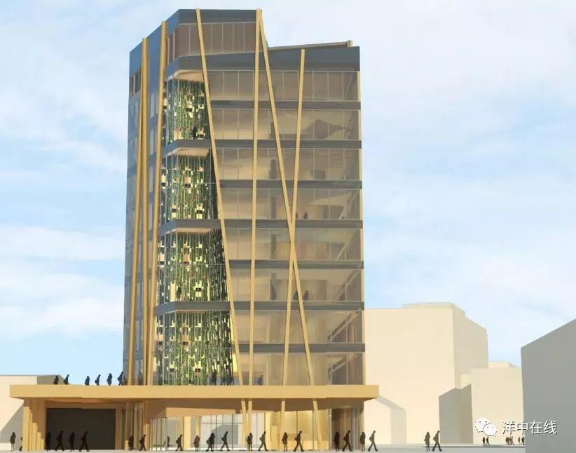 65亿!全国最高木结构大楼将落户尤溪!