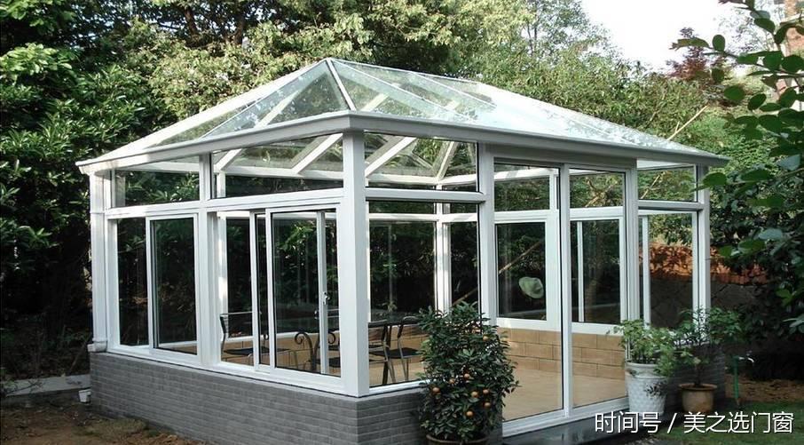 精选18款最适合别墅的阳光房设计,这样的造型永远不过时!