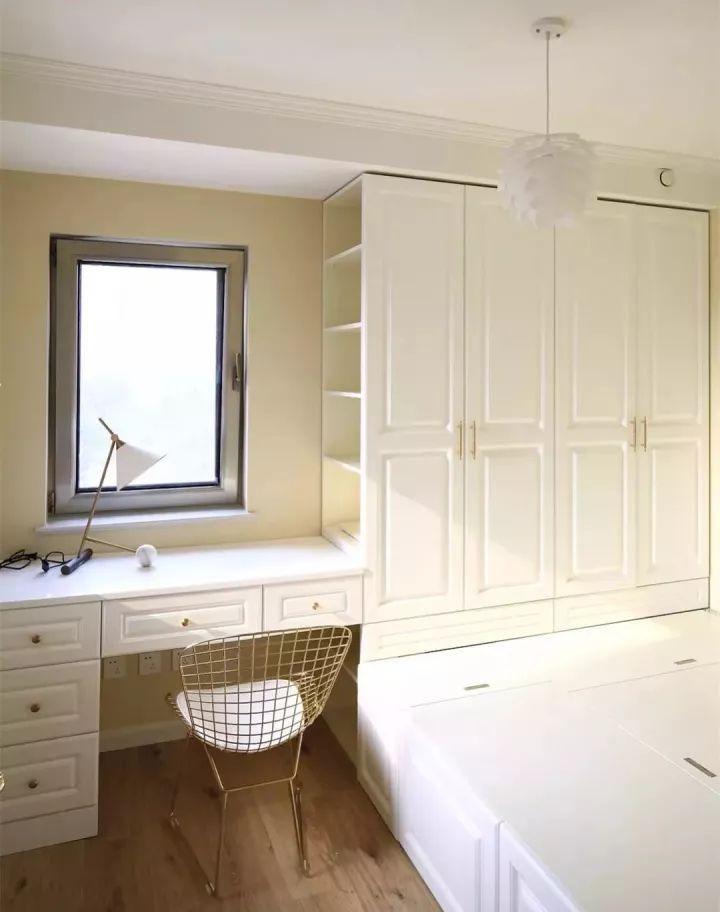 榻榻米床+柜子如何组合设计?35个案例告诉你.
