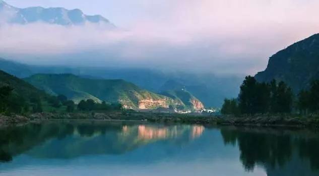 國家級風景名勝區野三坡地處北京西部,河北省西北部,保定市淶水縣境內
