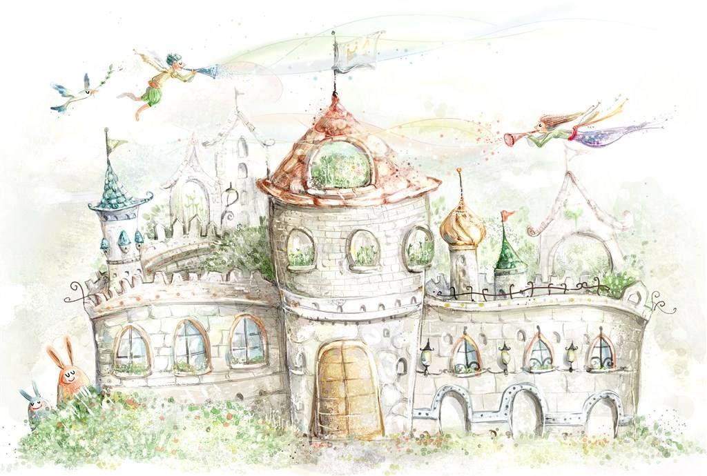 12星座专属的梦幻城堡,水瓶座好奇幻,你最想住在哪一