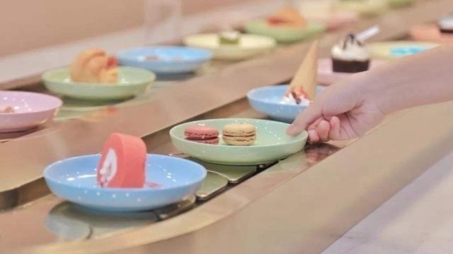 回转甜品店 东京必打卡网红店之一