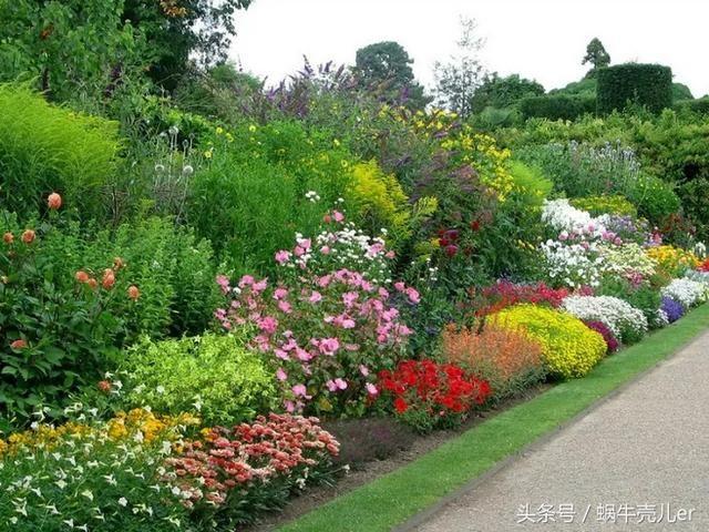 20世纪景观设 花境设计_景观夜景设计_景观设计策略