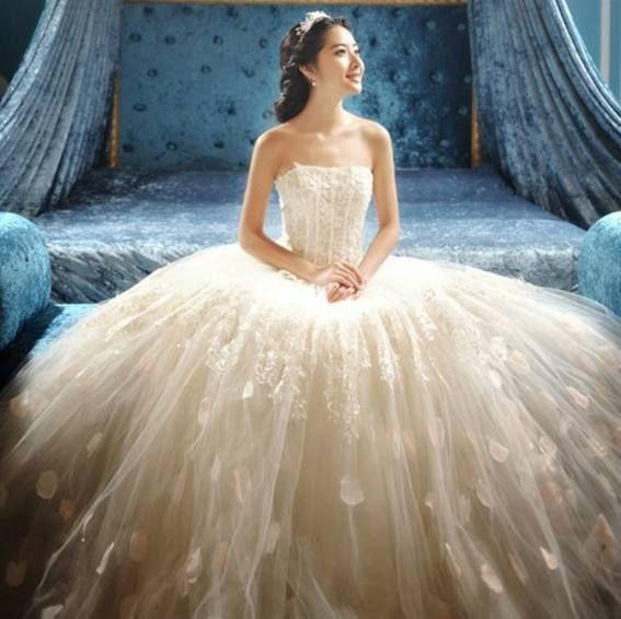 12女生婚纱的专属意思,狮子座很大气,魔羯座不要太美!双子座女对象是什么星座图片
