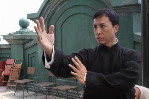 《叶问4》开拍 甄子丹配角再升级 他来了没人敢应战图片