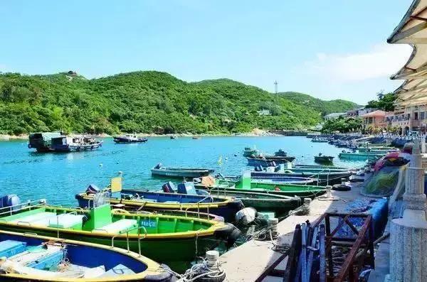 深圳蛇口港到珠海东澳岛的航线开通啦!