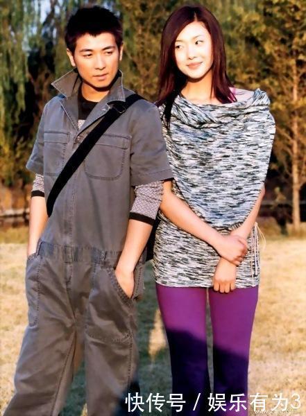 谢晖前女�_女神不同于张柏芝的坎坷感情路,倪景阳早在几年前就和同是演员的谢晖