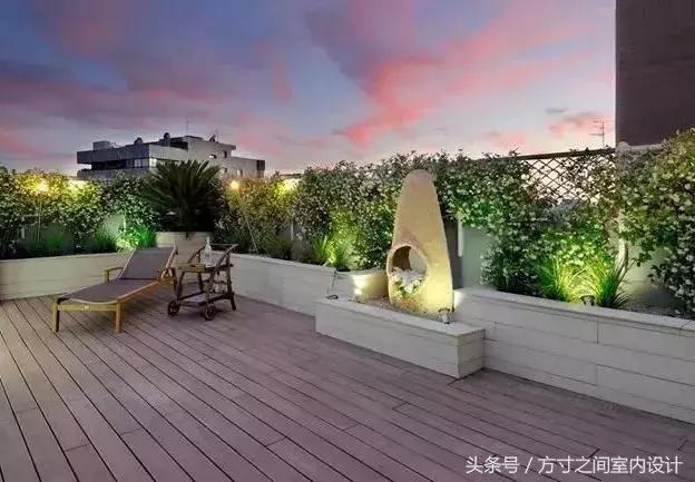 有多少人住别墅就是想有这样一个空中花园图片