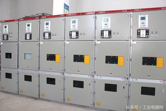 电气百科:交流变频电源,过电流继电器,开关柜,电能表