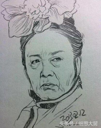 手绘版明星,优缺点被放大!赵丽颖热巴真爱粉,王俊凯眼神到位!