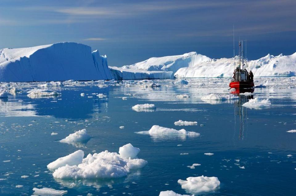 还在北极落地生根,成了生活在地球最北部的民族,这就是爱斯基摩人图片