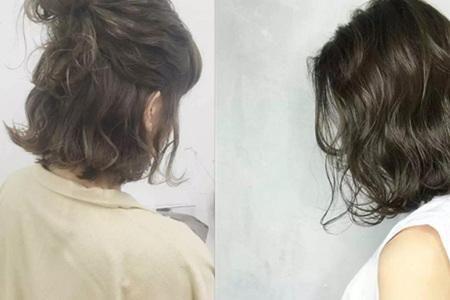 【图】齐肩短发丸子头扎发 可爱女生不容错过的发型