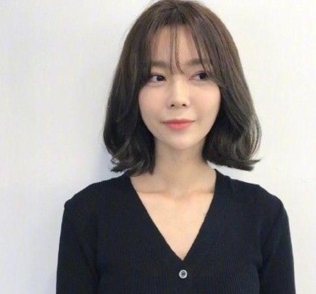 当下流行的烫发卷发发型参考,想换发型的妹子发型雯照片最近尚婕图片