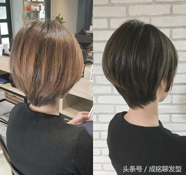 但是颜值不够,可以用发型来提升的,所以今天就不看脸型,只看发型