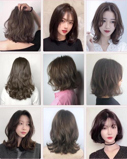 再不烫发,就要到2019年了,想换新发型的你从这99款选吧!图片