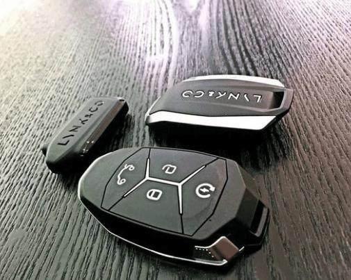 最好看的五把车钥匙,奥迪未上榜,吉利比奔驰更好看!