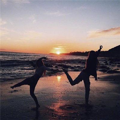 2018微信头像图片大全风景海边