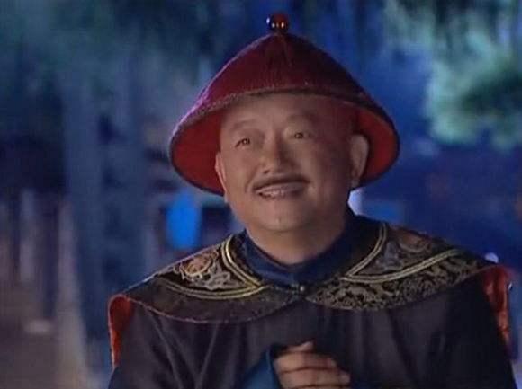 在时京旗24屯里其中镶红旗的拉林镇双桥子村就是和珅的后人.图片