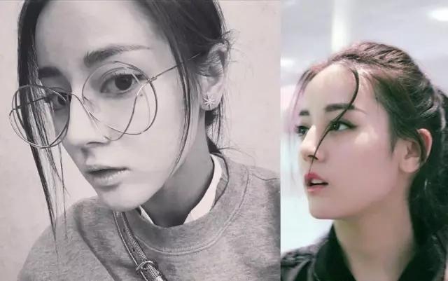 """2018年大热的""""龙须刘海"""",娜扎和热巴都换上了图片"""