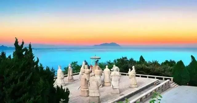 9,琅琊台风景名胜区