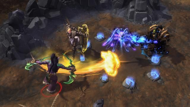 heroes of the storm game audio review