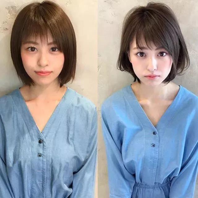看准脸型再选发型,美颜效果堪比换头!