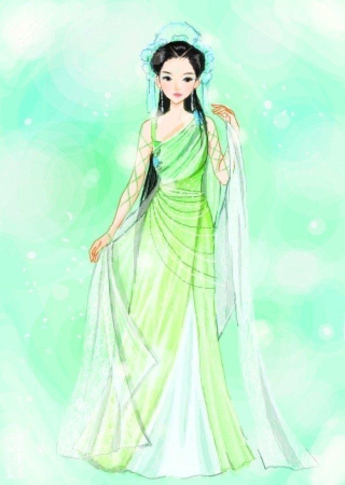 欢天喜地七仙女对应了十二星座中的谁 双鱼座的小七公主