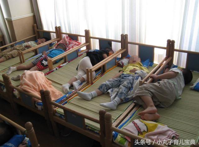 孩子在幼儿园不睡午觉,到底要不要中午把孩子接回来
