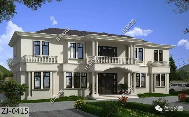 一,轻钢结构房屋 首先,除去砖混房和框架房,现如今在农村最火的当然