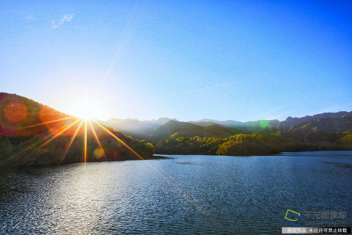 玉渡山自然风景区秋色(资料图:9月26日摄图片来源:tuku.qianlong.
