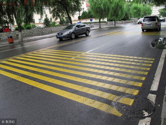 这些交通标线一定要记清,不然会扣分的-北京时间