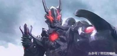 银河奥特曼2第5集_黑暗路基艾尔是银河奥特曼的宿敌,在剧中他是最大的元凶,在和银河