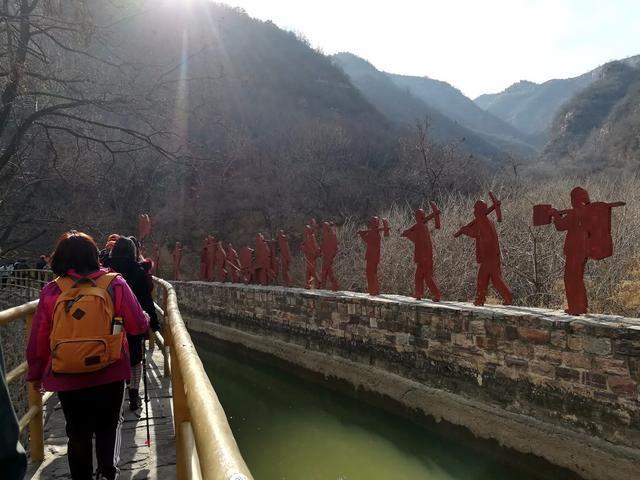 河南林州红旗渠风景区
